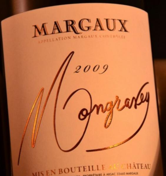 Château Mongravey Margaux Cuvee Special 2009 Frankreich Bordeaux Rotwein
