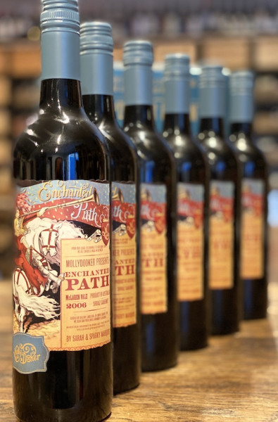 Mollydooker Vertikale Enchanted Path 2006, 09, 11, 12, 13, 16 Shiraz/Cabernet - 6 Flaschen