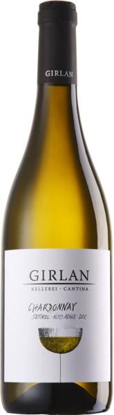 Girlan Chardonnay 2018 Italien Südtirol Weißwein