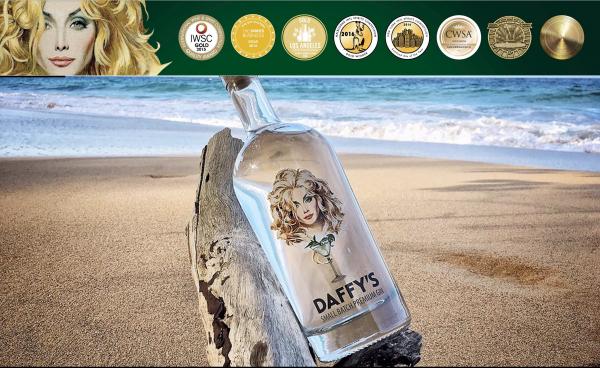 Daffy's Gin - Small Batch Premium Gin