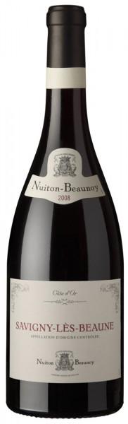 Nuiton-Beaunoy Savigny Les Beaune Rouge 2015 Frankreich Burgund Rotwein