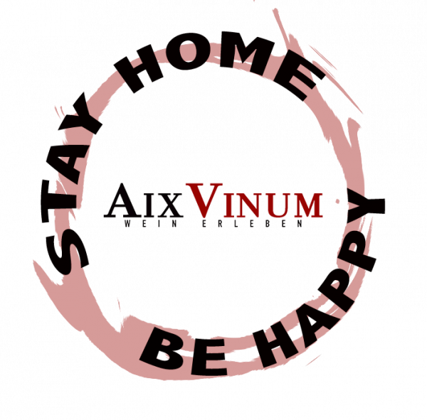 "AixVinum ""Stay home, be happy"" Chef's favorite exclusive 6 reds - 6 Flaschen"