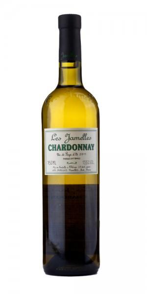 Les Jamelles Chardonnay 2017 Frankreich Languedoc-Roussillon Weißwein