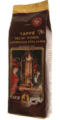 New York Caffé Extra Jamaica mit Blue Mountain 1 kg.