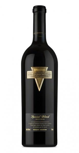 Fin del Mundo Special Blend Riserva 2009 Argentinien Patagonien Rotwein