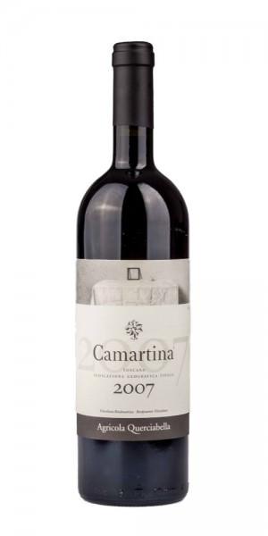 Querciabella Camartina Doppelmagnum 2006 Italien Toskana Rotwein