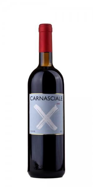 Podere Il Carnasciale Carnasciale 2009 Toskana Italien Rotwein