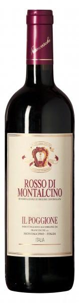 Il Poggione Rosso di Montalcino Magnum 2012 Italien Toskana Rotwein