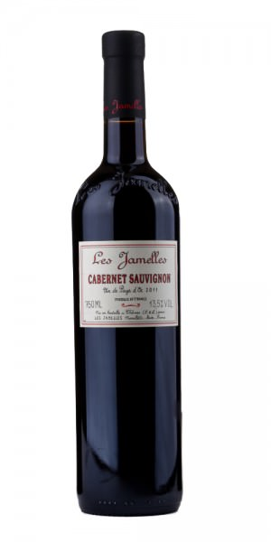 Les Jamelles Cabernet Sauvignon 2018 Frankreich Languedoc-Roussillon Rotwein