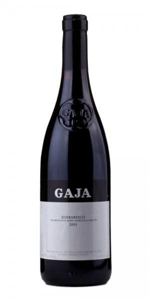 Gaja, Angelo Barberesco 2001 Italien Piemont Rotwein
