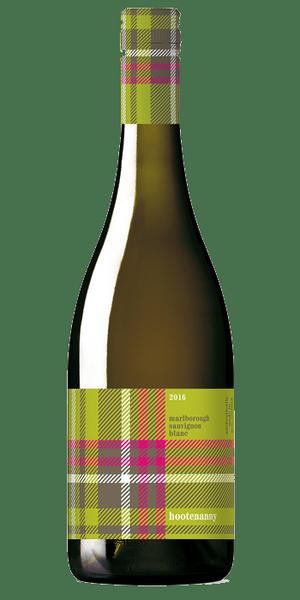 Hootenanny Sauvignon Blanc 2017 Neuseeland Marlborough Weisswein