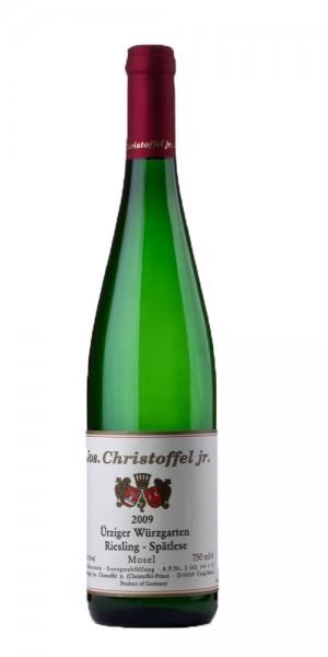 Jos. Christoffel Jr. Ürziger Würzgarten Riesling Spätlese 2011 Magnum Deutschland Mosel Weißwein