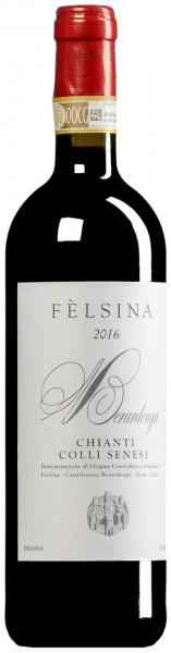 Felsina Chianti Colli Senesi 2016 Italien Toskana Rotwein - BIODYN