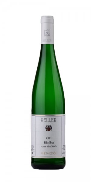 Keller Riesling trocken von der Fels 2015 Deutschland Rheinhessen Weißwein
