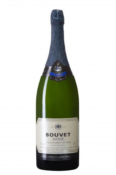 Bouvet Saphir Saumur Brut 2014 - 3 Liter Frankreich Loire Schaumwein