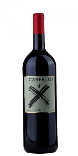 Podere Il Carnasciale Il Caberlot 2002 Magnum IGT Toskana Italien Toskana Rotwein