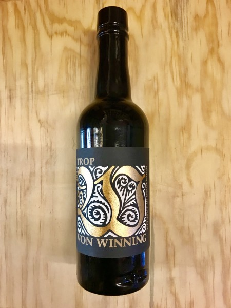 Von Winning, TROP Likörwein - 1/2 Flasche 2012 Pfalz