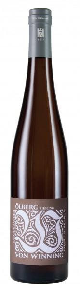 Von Winning Riesling Ölberg 2015 Deutschland Pfalz Weißwein