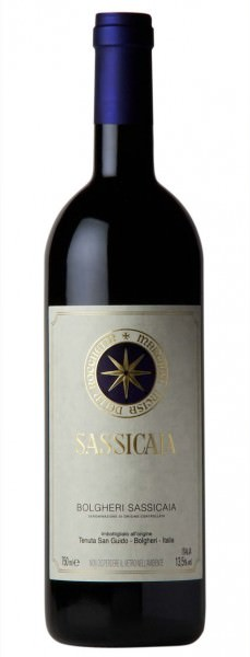 Tenuta San Guido Sassicaia Bolgheri Magnum 2005 Italien Toskana Rotwein