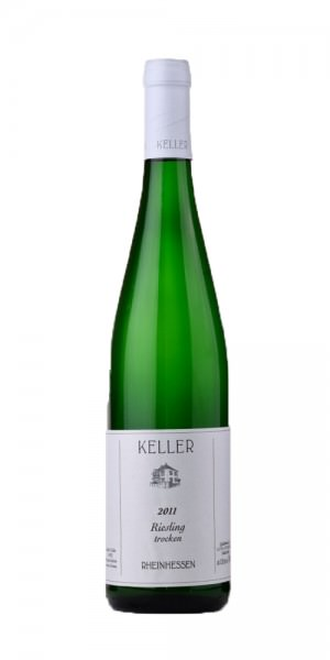 Keller Riesling trocken 2014 Deutschland Rheinhessen Weisswein