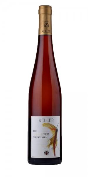 Keller Silvaner trocken Feuervogel 2015 Deutschland Rheinhessen Weißwein