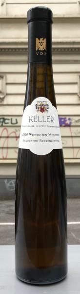 Keller Scheurebe Beerenauslese Morstein 2010 1/2 Fl. Deutschland Rheinhessen Weißwein