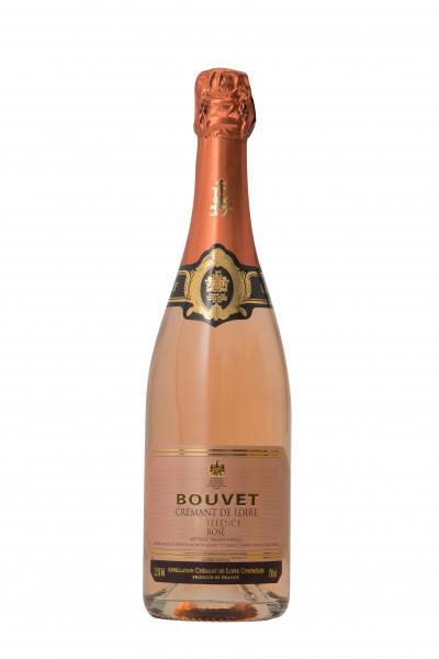 Bouvet Cremant de Loire Rose Brut Frankreich Loire Schaumwein