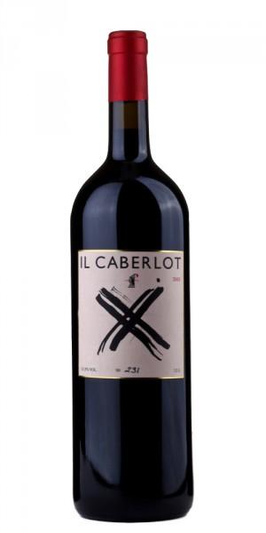 Podere Il Carnasciale Il Caberlot 2003 Doppelmagnum (3 Liter) IGT Toskana Italien Toskana Rotwein