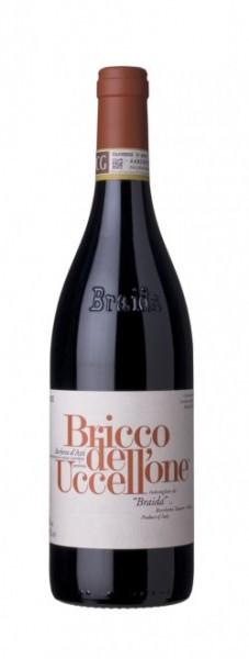 """Giacomo Bologna """"Braida"""" Barbera Bricco del Uccellone 12 Liter 2004 Italien Piemont Rotwein"""