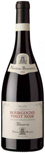 Nuiton-Beaunoy Pinot Noir Reserve 2015 Frankreich Burgund Rotwein