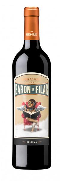 Baron de Filar Riserva 2013 Ribera del Duero Spanien Rotwein