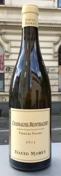 Moret Nominé Chassagne Montrachet AOC 2014 Frankreich Burgund Weißwein