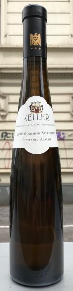 Keller Rieslaner Auslese Monsheimer Silberberg 2010 1/2 Fl. Deutschland Rheinhessen Weißwein