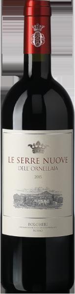 Tenuta del Ornellaia Le Serre Nuove Bolgeri Rosso DOC 2015 Italien Toskana Rotwein
