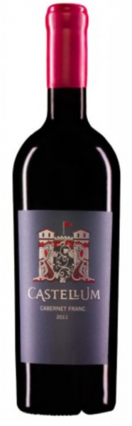 Karabunar Castellum Cabernet Franc Red Wine Bulgarien Rotwein