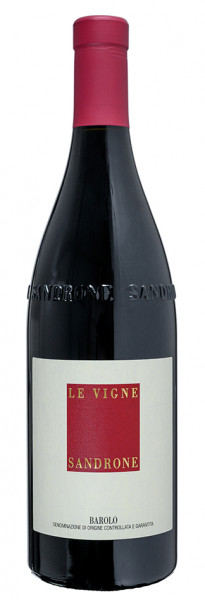 Sandrone Le Vigne Barolo 2010 Magnum Piemont Italien Rotwein