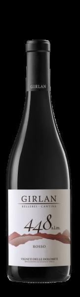 Girlan 448 Rotweincuvee 2018 Italien Südtirol Rotwein