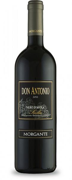Morgante Nero D'Avola - Don Antonio 2010 Italien Sizilien Rotwein