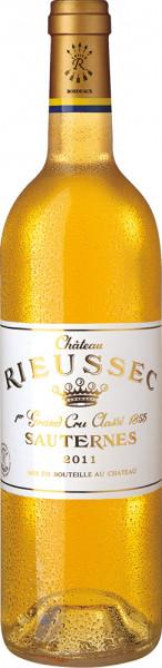 Chât. Rieussec Sauternes Premier Cru Classé 2005 Frankreich Bordeaux Weißwein