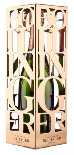 Bollinger Champagner Rose Brut Sonderedition 2006 Frankreich Champagne Schaumwein