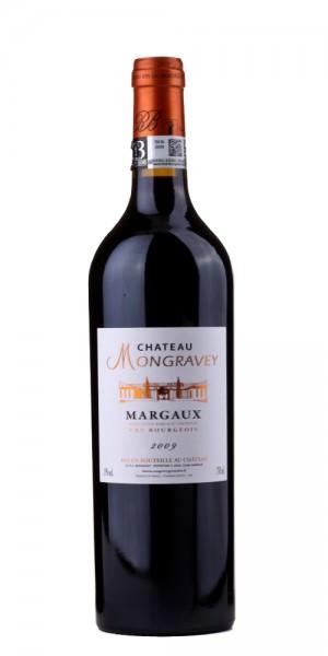 Château Mongravey Margaux Cru Bourgeois 2009 Frankreich Bordeaux Rotwein