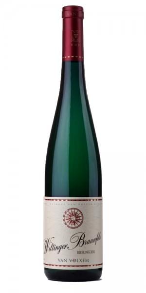 Van Volxem Riesling Wiltinger Braunfels 2013 Deutschland Saar Weißwein