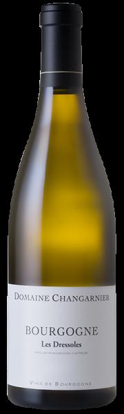 """Changarnier Frères Bourgogne Blanc """"Les Dressoles"""" 2018 Frankreich Burgund Weißwein"""