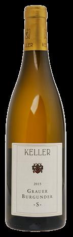 Keller Grauburgunder S 2015 Deutschland Rheinhessen Weißwein