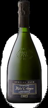 "Champagne Roland Champion ""Special Club"" old vines Blanc de Blanc Grand Cru Frankreich Champagne"
