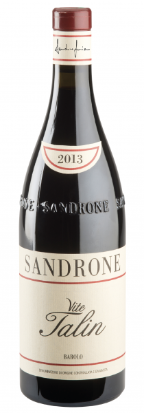 Sandrone Vite Talin Barolo DOCG 2013 Italien Piemont Rotwein