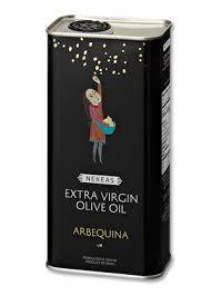 Nekeas Aceite de Oliva Virgin Extra Arbequina Spanien Nawarra Olivenöl