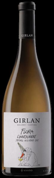 Girlan Chardonnay Flora 2018 Italien Südtirol Weißwein