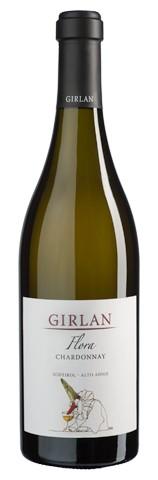 Girlan Chardonnay Flora 2017 Italien Südtirol Weißwein