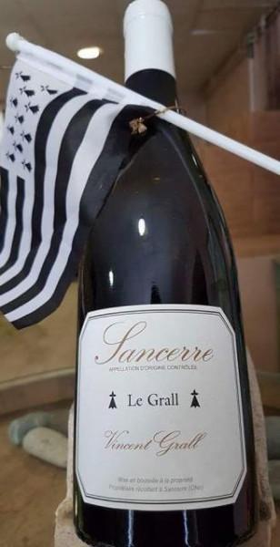 Vincent Grall Sancerre Le Grall 2017 Frankreich Loire Weißwein